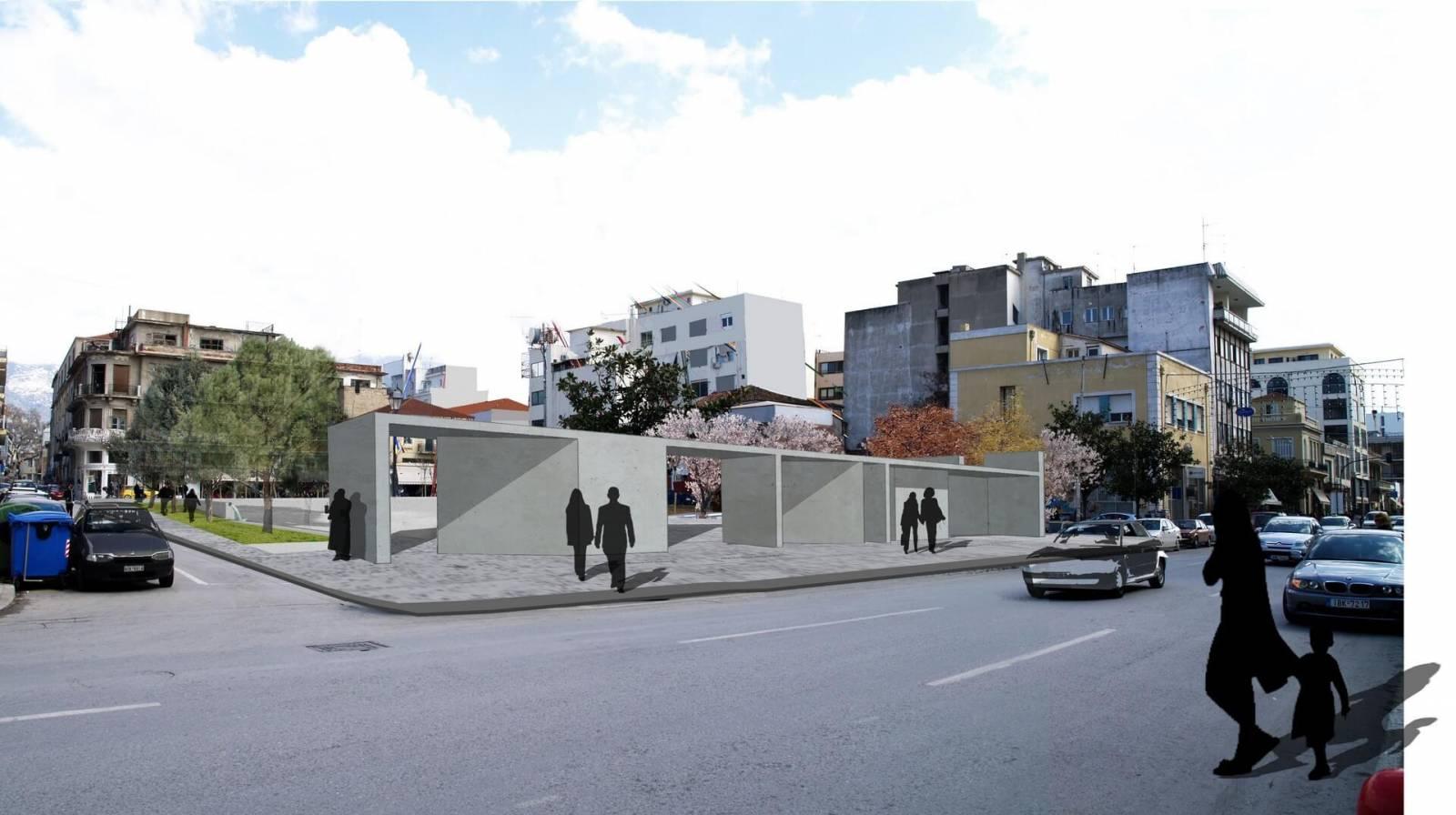 Panepistimiou Square - 5