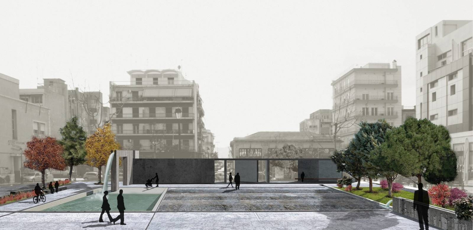 Panepistimiou Square - 3